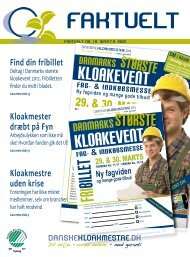 artiKeLtype - Danske Kloakmestre