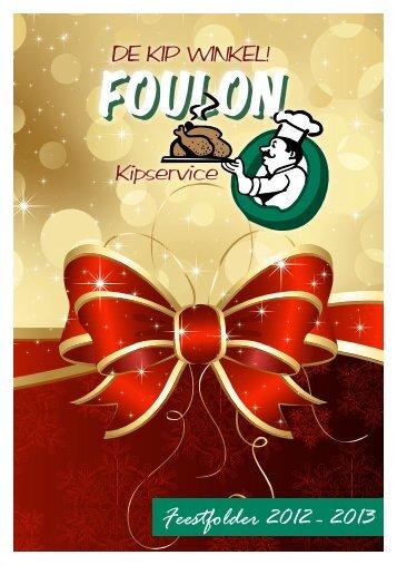 klik hier om de feestfolder te openen - Kipservice Foulon