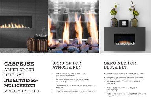 Infofolder om bygas til gaspejse - Aalborg Forsyning