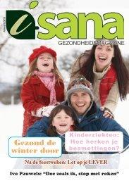 Gezond de winter door - i-Sana