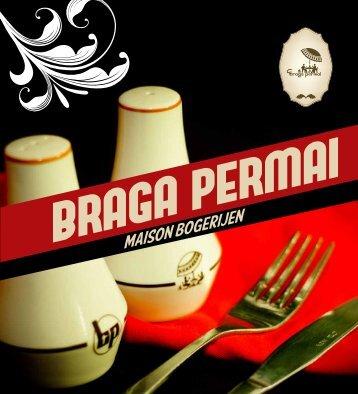 MAISON BOGERIJEN - Braga Permai