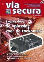 Via Secura 69 - Belgisch Instituut voor de Verkeersveiligheid