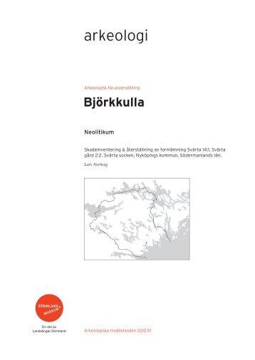 Björkkulla - Sörmlands museum