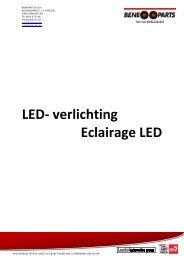 LED verlichting - Beneparts