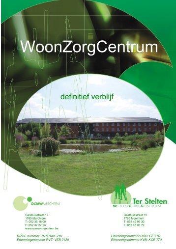 WoonZorgCentrum - ocmw-merchtem