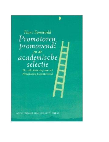boektekst Hans versie voor PDF 18 4 2007 - Nederlands Centrum ...