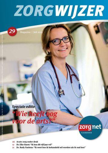 Zorgwijzer 29 - Zorgnet Vlaanderen