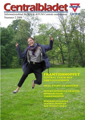 FRAMTIDSHOPPET - KFUK-KFUM Central. - KFUM Sverige
