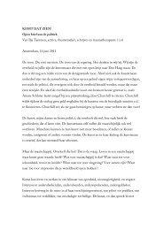 Ilja Tammen - Theater Schrift Lucifer