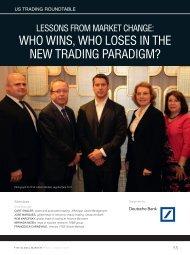 FTSE Global Markets - Autobahn - Deutsche Bank