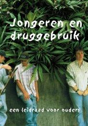 Jongeren en druggebruik - Dr. Van Wambeke Ignace