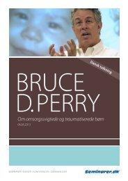 Bruce D Perry (PDF) - Seminarer