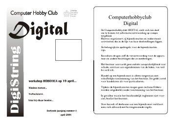 Computerhobbyclub Digital