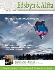Fordel Edsbyn-Alfta nr 1 2009.pdf - Ovanåkers kommun