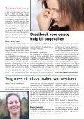 SEN Nieuwsbrief - Voorjaar 2013 - Somatic Experiencing - Page 2