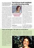 SEN Nieuwsbrief - Voorjaar 2013 - Somatic Experiencing - Page 3