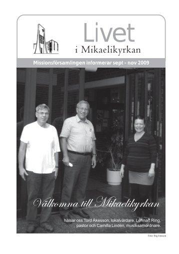 Välkomna till Mikaelikyrkan - Svenska Missionskyrkan