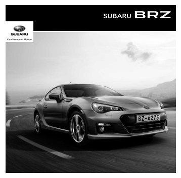 Specificaties - Subaru Benelux