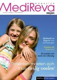 Medireva magazine juni 2009 - WMO Adviesgroep