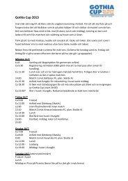 Gothia Cup 2013.pdf - Svenskalag.se