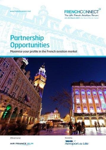 Partnership Opportunities - French Connect
