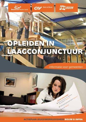 Opleiden in laagcOnjunctuur - Vereniging van Nederlandse ...