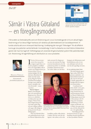 dietist västra götaland