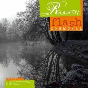 D'un simple clic ici, téléchargez le bulletin communal d ... - Rouvroy