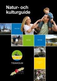 Natur- och kulturguide - Tidaholms kommun