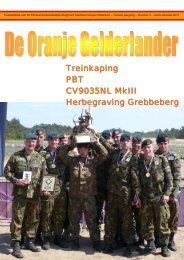 De Oranje Gelderlander - 45 PAINFBAT Oranje Gelderland