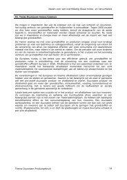 Thema Duurzaam Productgebruik - Tandem