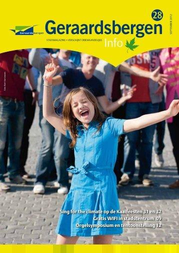 Geraardsbergen info 28 - Stad Geraardsbergen
