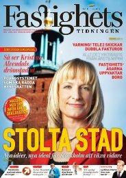 Nr 3, 2010 - Fastighetstidningen
