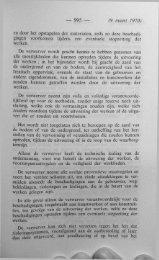 — 995 — (9 maart 1970) en door het opstapelen ... - Ville de Bruxelles