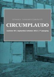 September - Oktober 2012 - Circumplaudo