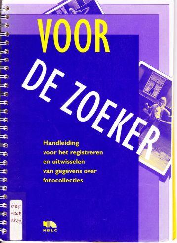 publicatie Voor de zoeker[1].pdf - Gelders Erfgoed