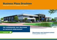 Business Plaza Drachten - Riemersma Bouw & Project bv