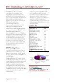 Kommissionens arbetsprogram 2007 - Sundsvall - Page 5