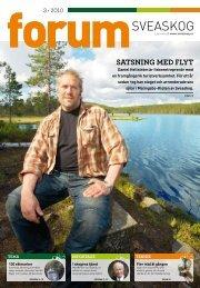 Forum Sveaskog nr 3 2010 (pdf)