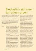 toekomst voor bioplastics - Page 2