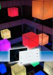 Light Drive Jog RGB und Dynamic White RGB and dynamic white