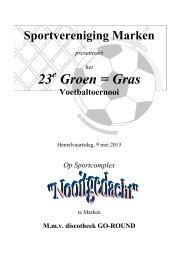 23 Groen = Gras - Schouten Enterprises