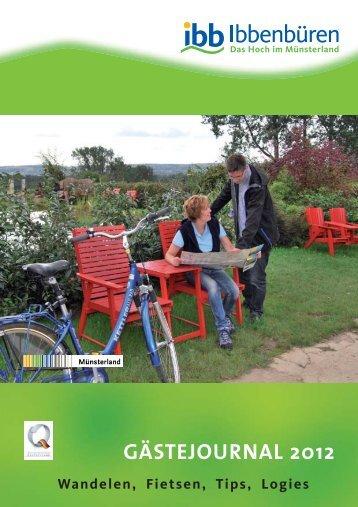 Gaestejournal-2012:Gaestejournal 2011 - Stadt Ibbenbüren