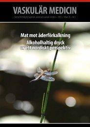 VASKULÄR MEDICIN 2010 • Vol 26 (Nr 2) - Mediahuset i Göteborg AB