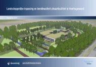 Bijlage 1 Landschappelijke inpassing en beeldkwaliteit - Gemeente ...