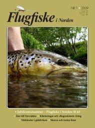 Flugfiske i Norden 30 år! - Norwegian Flyfishers Club