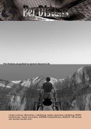 Per Distans nr 2-2007 - SVERD