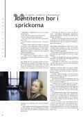 Nummer 2, 2006 - Utrikespolitiska Föreningen Stockholm - Page 4