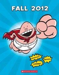 FALL 2012 - Scholastic