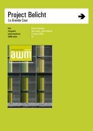 Rationeel doolhof | Architectenweb Magazine - Heren 5 Architecten